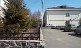 Железнодорожная поликлинника, Вокзальная улица, дом 37 на фото Орска