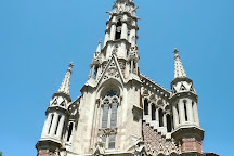 Church of Sant Francesc de Sales, Barcelona, Spain