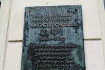 Memorial Mori Ogai (Mori-Ogai-Gedenkstatte), Berlin, Germany
