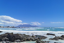Bloubergstrand Beach, Cape Town Central, South Africa