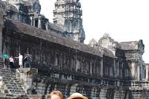 Angkor Wat Driver, Siem Reap, Cambodia