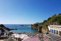 Port Vieux Beach, Biarritz, France