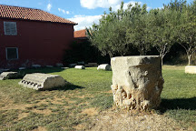 The Roman Temple, Nin, Croatia