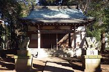Katori Shrine, Kashiwa, Japan