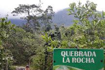 Salto de Candelas, Pajarito, Colombia