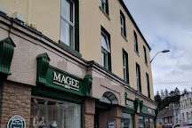 Magee 1866, Donegal Town, Ireland