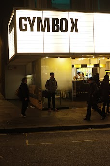 Gymbox Covent Garden london