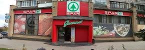 Супермаркет Спар, 16-я линия на фото Луганска