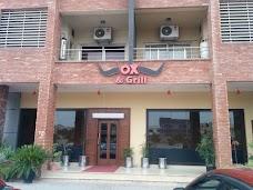 Ox & Grill Continental Restaurant rawalpindi