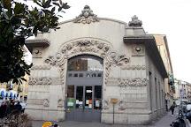Biblioteca Venezia, Milan, Italy