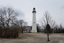 Wind Point Lighthouse, Racine, United States