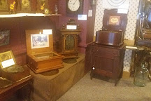 DeBence Antique Music World, Franklin, United States