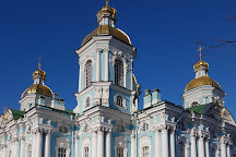 Nikolo-Bogoyavlenskiy Morskoy Sobor, St. Petersburg, Russia