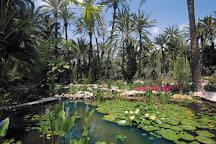 Jardín Huerto del Cura, Elche, Spain