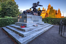 Cameronians War Memorial, Glasgow, United Kingdom