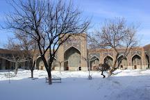 Tillya Kori Madrasah, Samarkand, Uzbekistan
