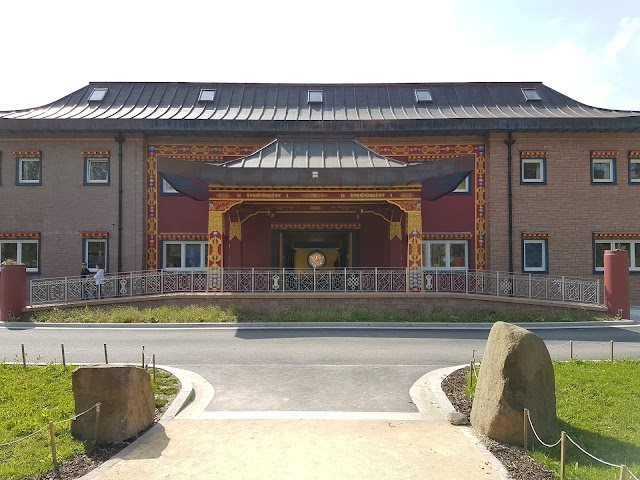 Kagyu Samye Ling Monastery Guesthouse