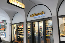 Laderach Chocolaterie Suisse, Lugano, Switzerland