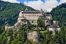 Erlebnisburg Hohenwerfen, Werfen, Austria