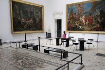 Musee des Beaux-Arts, Nimes, France