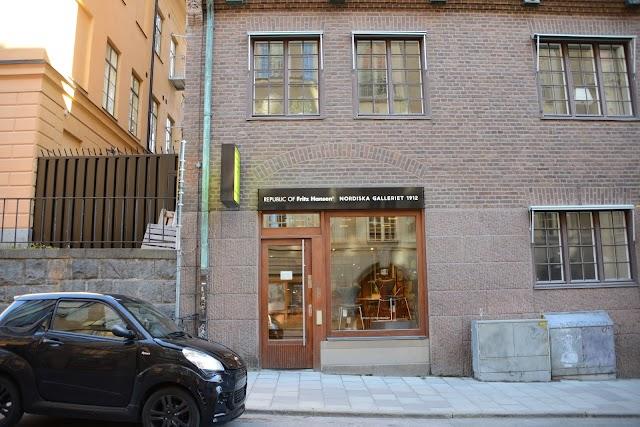 Republic of Fritz Hansen Store Stockholm