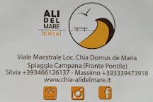 Ali del Mare, Chia, Italy