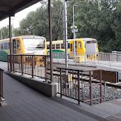 Железнодорожная станция  Hlinsko V Cechach