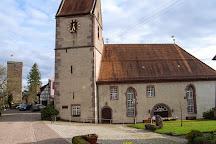 Burgruine Zavelstein, Bad Teinach-Zavelstein, Germany