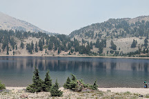 Cold Boiling Lake, Lassen Volcanic National Park, United States