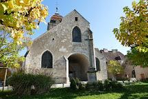 Eglise Saint-Hilaire de Pesmes, Pesmes, France