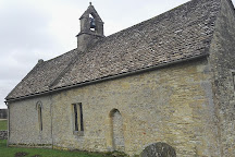 St Oswald's Church, Swinbrook, United Kingdom