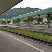 Железнодорожная станция  Bregenz