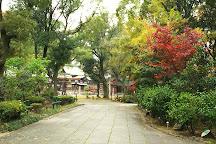 Ikutama Park, Osaka, Japan