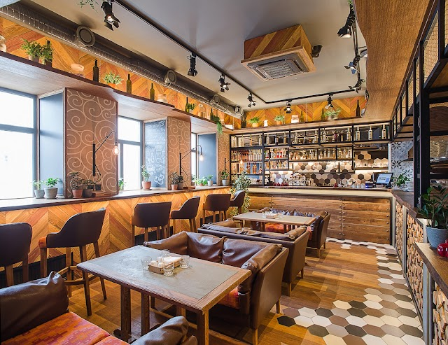 """Khacho and Puri"" Restaurant"