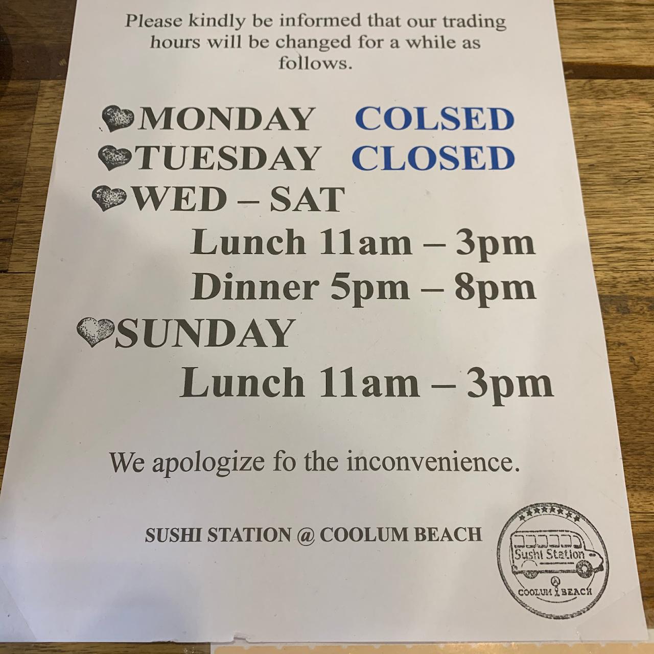 Sushi Station Coolum Beach Coolum Beachの寿司店 Platus asortimentas, galimybė užsisakyti iš anksto. sushi station coolum beach business site