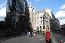 St Andrews Undershaft, London, United Kingdom