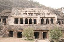 Undavalli Caves, Vijayawada, India