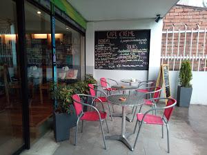 CAFÉ CRÈME PERU 0
