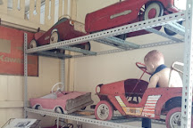 Ben's Vintage Toy Museum Penang, George Town, Malaysia