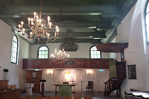 De Engelmunduskerk Oud Velsen uit de 12de eeuw, Velsen-Zuid, The Netherlands