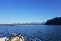 Hood Canal, Olympic National Park, United States