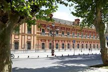 Palacio de San Telmo, Seville, Spain