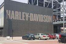 Harley-Davidson Museum, Milwaukee, United States