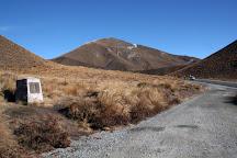 Lindis Pass, Omarama, New Zealand