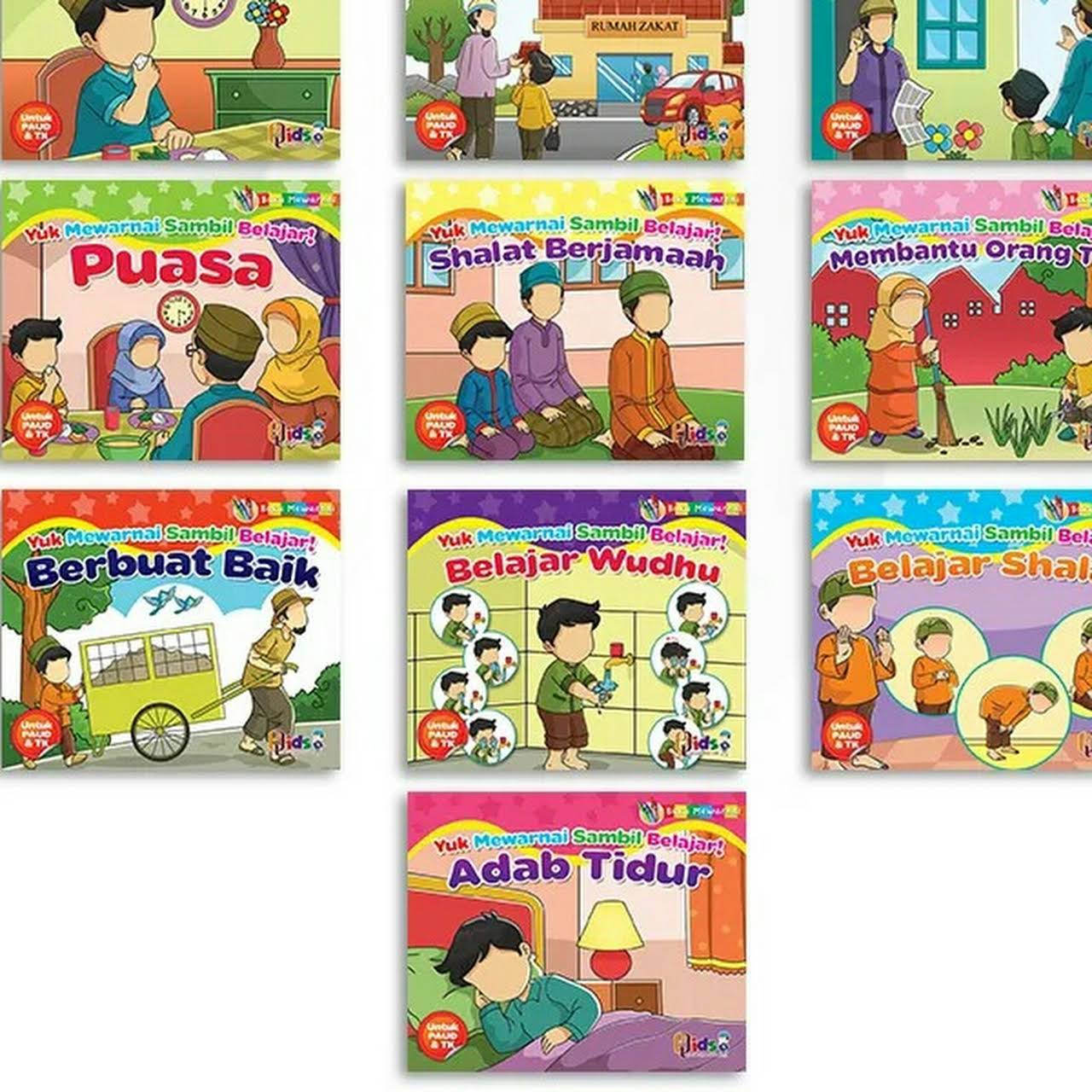 Barokah Bookstore Childrens Book Store