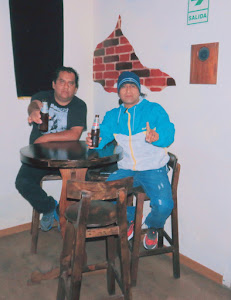 Pizarro lounge bar 2