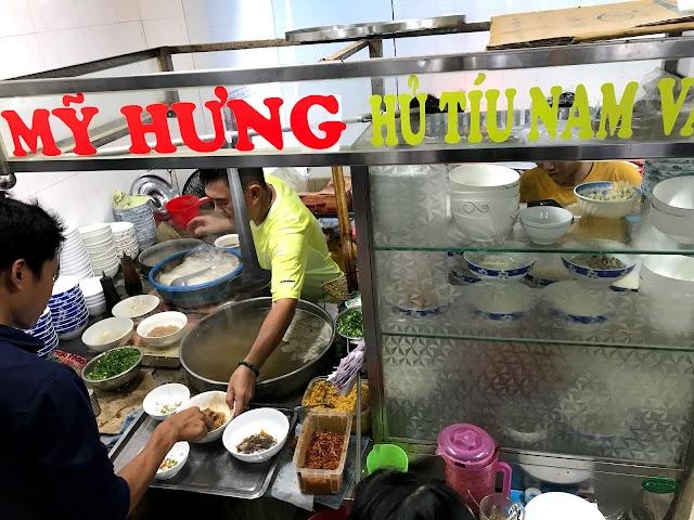 My Hung Hu Tieu Nam Vang