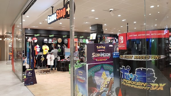 Gamestop Göteborg