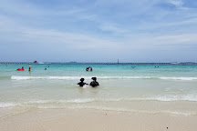 Bang Saen Beach, Chonburi, Thailand