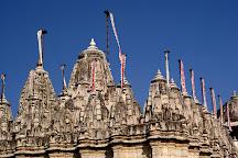 Jain Temple - Ranakpur, Ranakpur, India